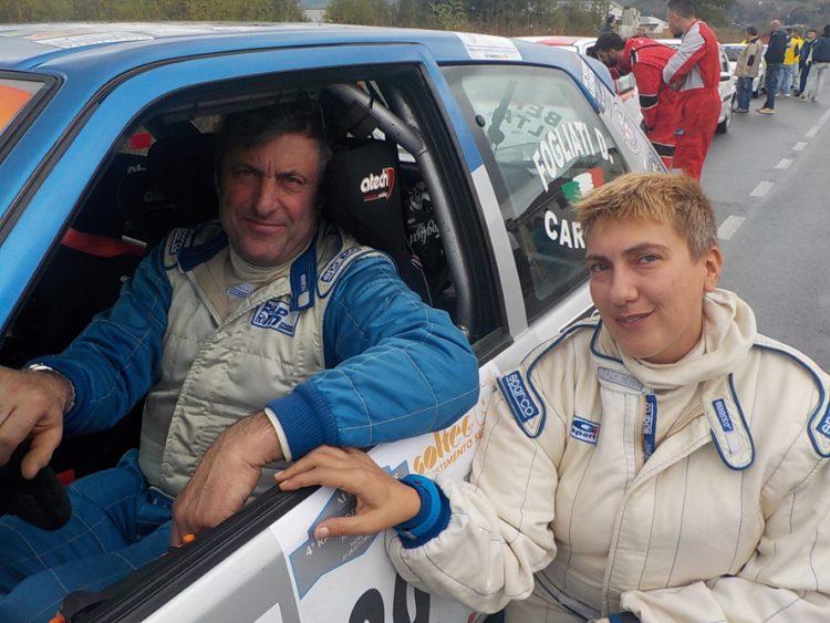 """RALLY – Intervista alla «naviga» di Carmagnola Cristina Carena: """"finalmente al traguardo del Rally del Piemonte"""""""