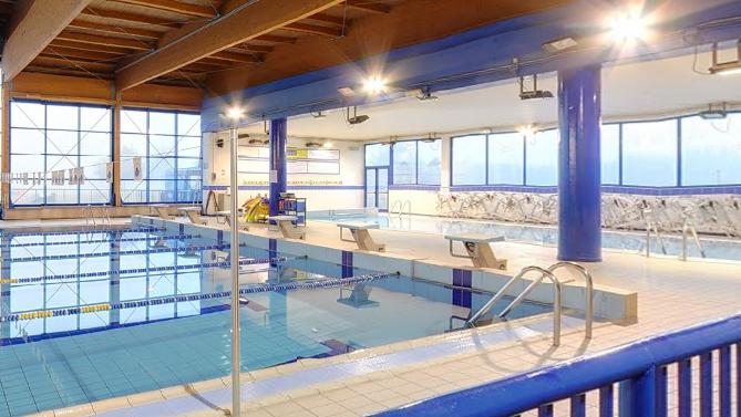 NICHELINO – Partiti i corsi al Centro Nuoto Nichelino
