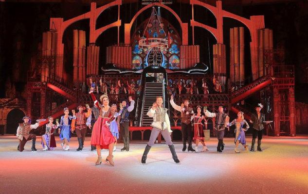 Romeo e Giulietta, il fascino sul ghiaccio