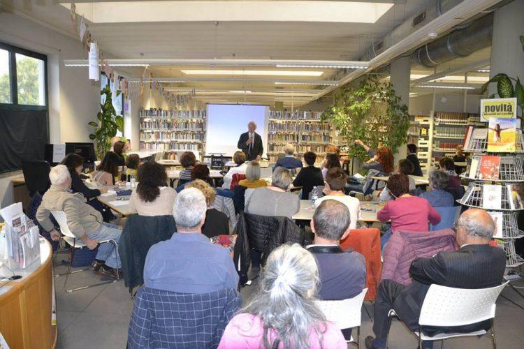 NICHELINO – Successo per l'incontro in biblioteca legato al festival dell'Innovazione e scienza