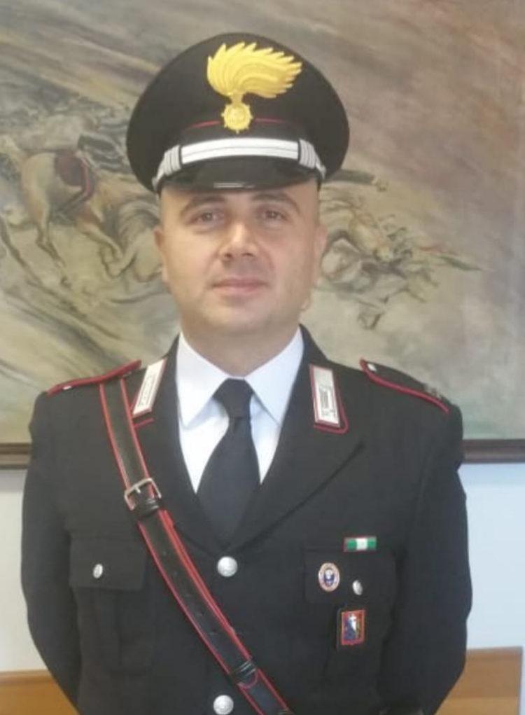 Carabinieri: nuovo comandante per la stazione di Cambiano