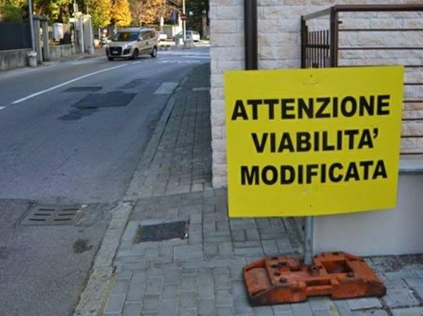 VINOVO – Limitazioni alla viabilità per la manifestazione