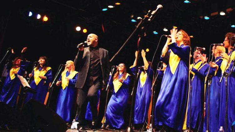 I primi vent'anni di Montiglio Monferrato festeggiati con gli Anno Domini Gospel Choir