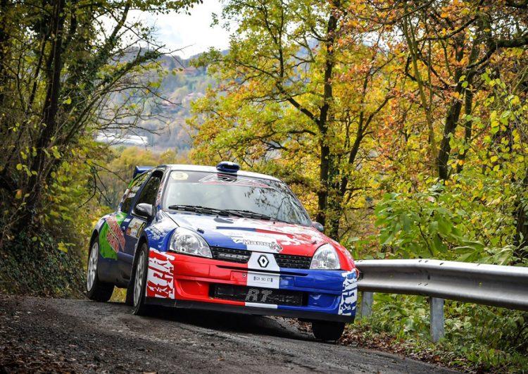 Rally – Fine stagione fra luci e ombre per i navigatori carmagnolesi al «Castiglione»