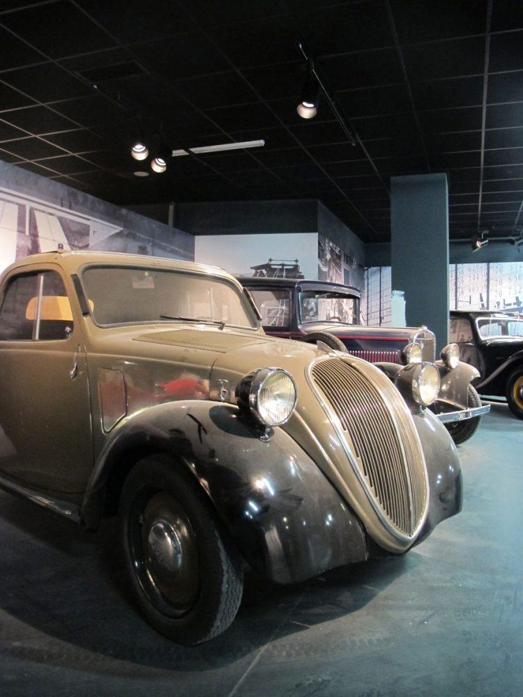 """Il circuito di visite teatrali guidate """"museiamo"""" riparte sabato 17 novembre dal museo dell'automobile"""