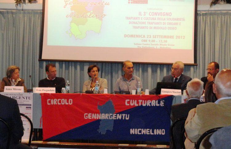 NICHELINO – Al Gennargentu appuntamento con la cultura