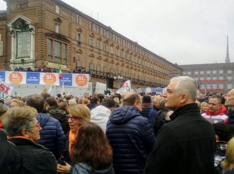 TAV – La Uil aderisce alla manifestazione del 12 gennaio