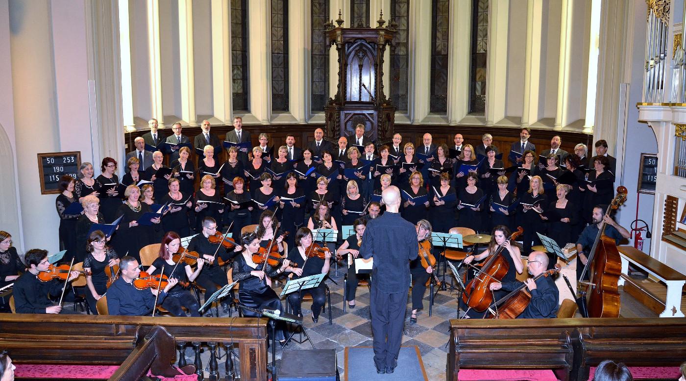 Sabato 17 novembre a Casanova concerto per coro e orchestra con Incontrocanto. Il ricavato sarà devoluto al restauro dell'abbazia