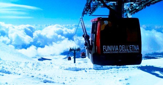 By Pininfarina le nuove cabine della funivia dell'Etna