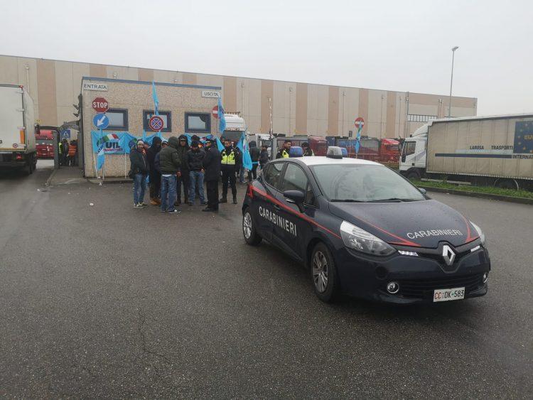 SINDACATI – Sciopero della UIl Trasporti nel ramo logistica-Carrefour