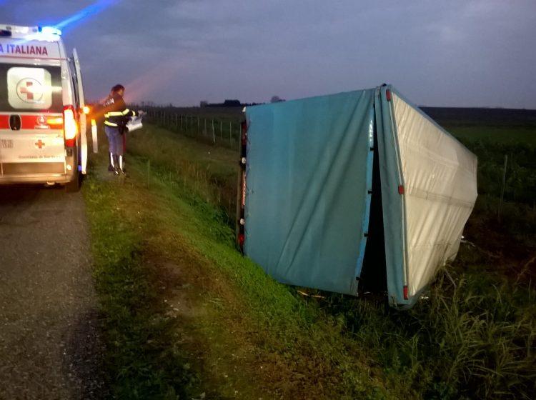 SANTENA – Incidente all'imbocco dell'autostrada per Piacenza