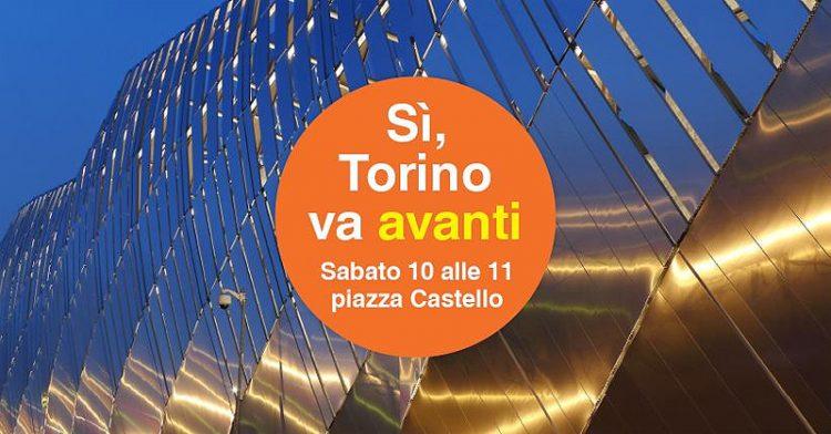 Domani la manifestazione Torino va avanti