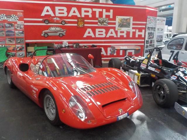 Settant'anni nel segno dello Scorpione Automotoretrò celebra la leggenda Abarth