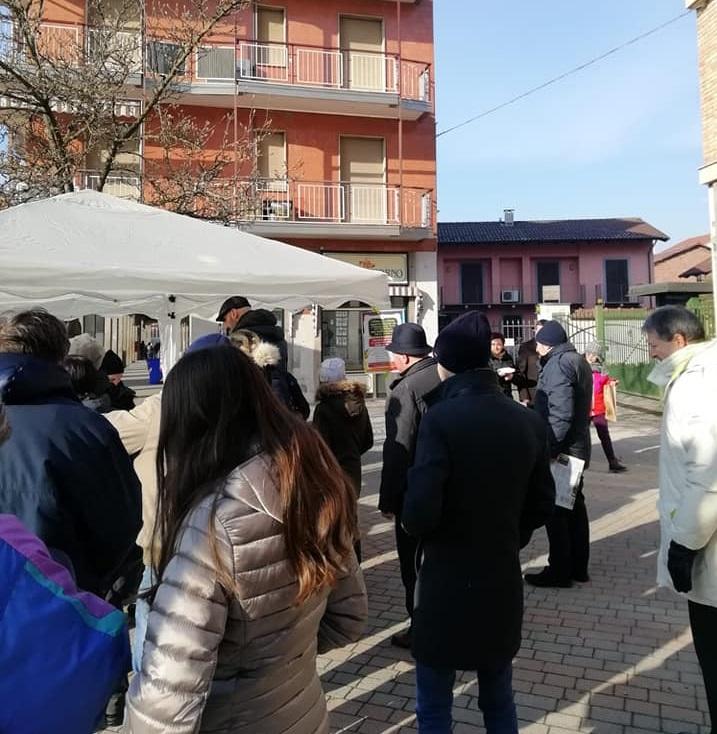 SANTENA – Raccolta firme per introdurre l'ora di educazione alla cittadinanza nelle scuole