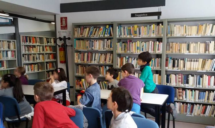 Lunedì 17 dicembre riapre la biblioteca di Trofarello