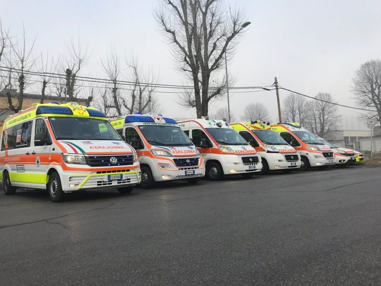 VILLASTELLONE – La Croce verde torna operativa per il 118 da febbraio