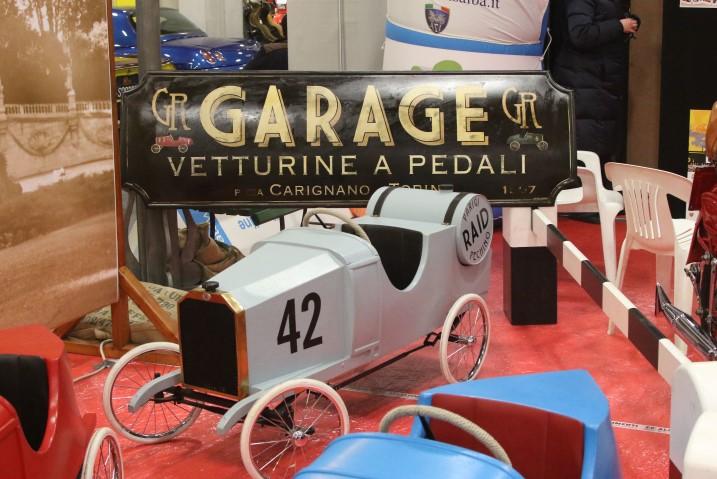 Al Lingotto aprono i battenti Automotoretrò e Automotoracing