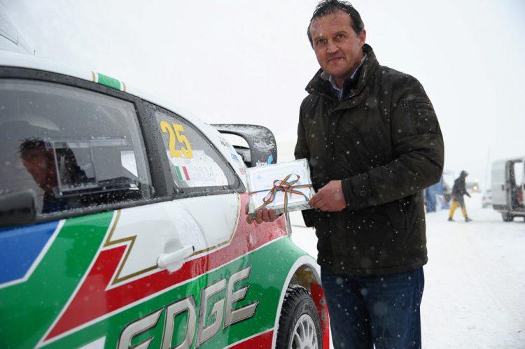 The Ice Challenge: a Pragelato arriva Gigi Galli e salta il muro dei 40