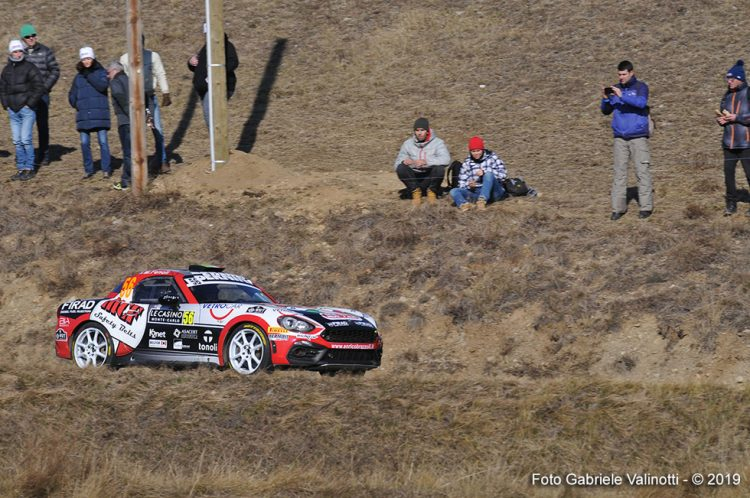 RALLY – Torinesi della Winners Rally Team al Monte Carlo. Brazzoli re delle RGT, cambio rotto per Antonucci