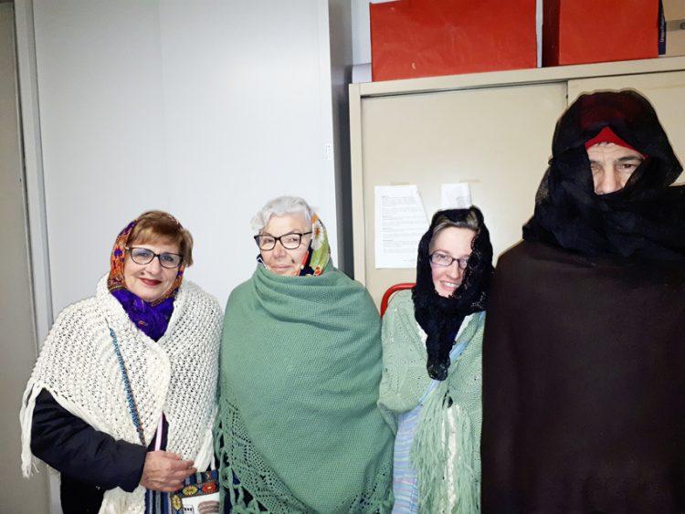 Successo per le Befane della Croce Rossa a Carmagnola