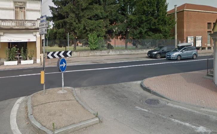 MONCALIERI – Addio ai furbetti della svolta a sinistra in strada Carignano