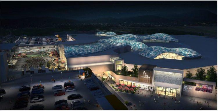COMMERCIO – Il noto centro commerciale Le Gru cambia volto