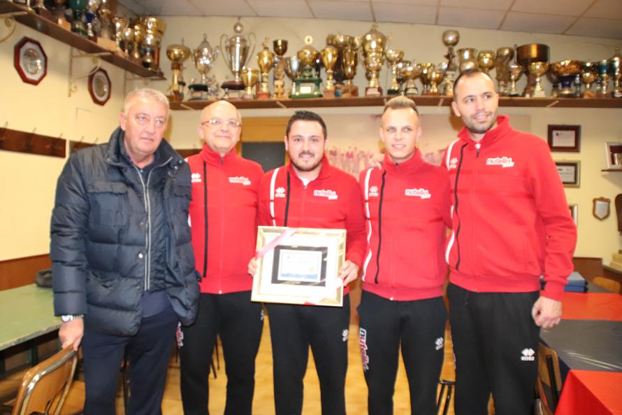 BOCCE – Il Nutella Team trionfa al Memorial Conti