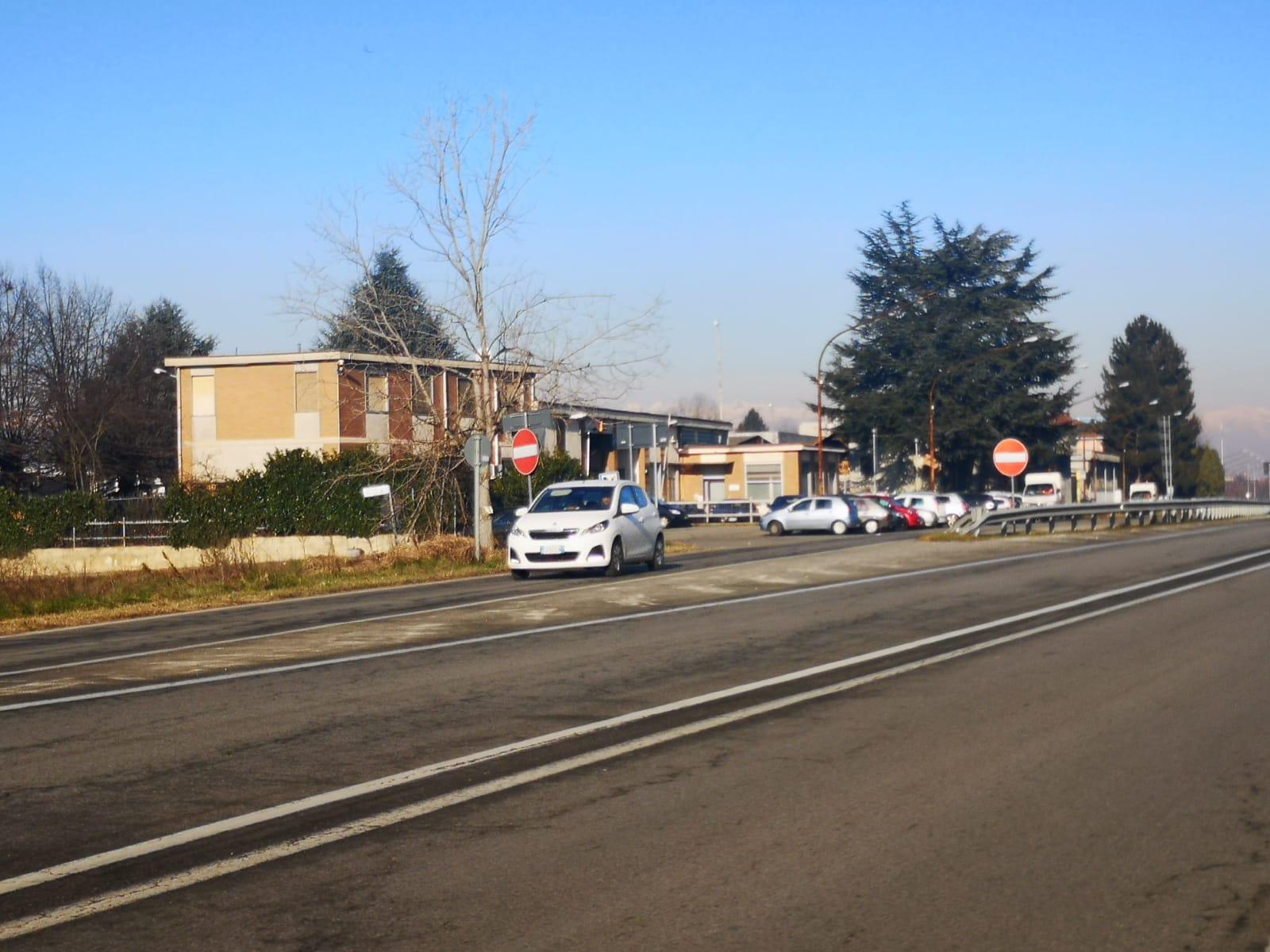 LA LOGGIA – Con il 2019 verrà chiusa l'intersezione tra via Carignano e la sp 20