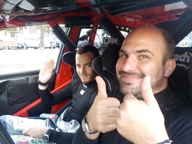 RALLY – Gianluca Tavelli alla gara di casa