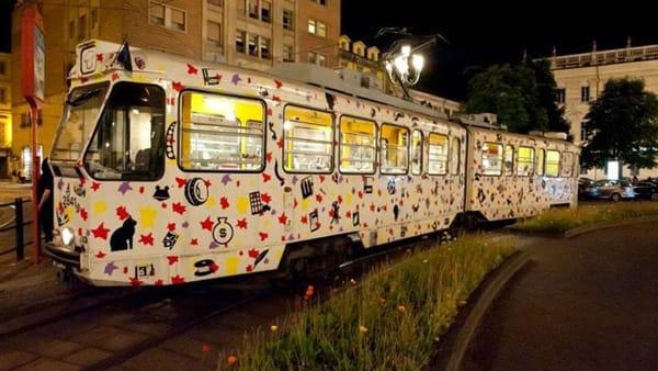 SAN VALENTINO – Per la festa degli innamorati una cena a bordo di un tram