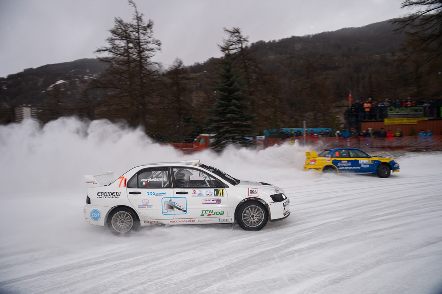 Ice Challenge: in pista anche il Mercoledì Racing Team