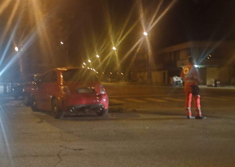 MONCALIERI – Incidente in strada Palera: due feriti