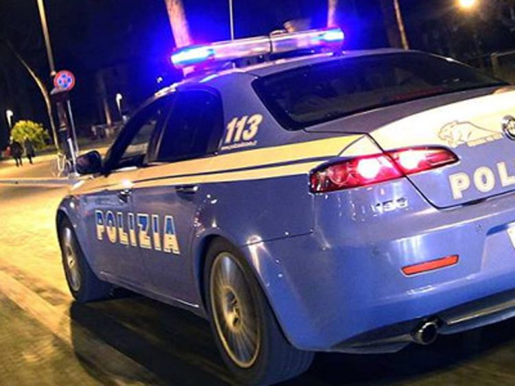 Moncalierese inseguito e arrestato dalla polizia a Torino