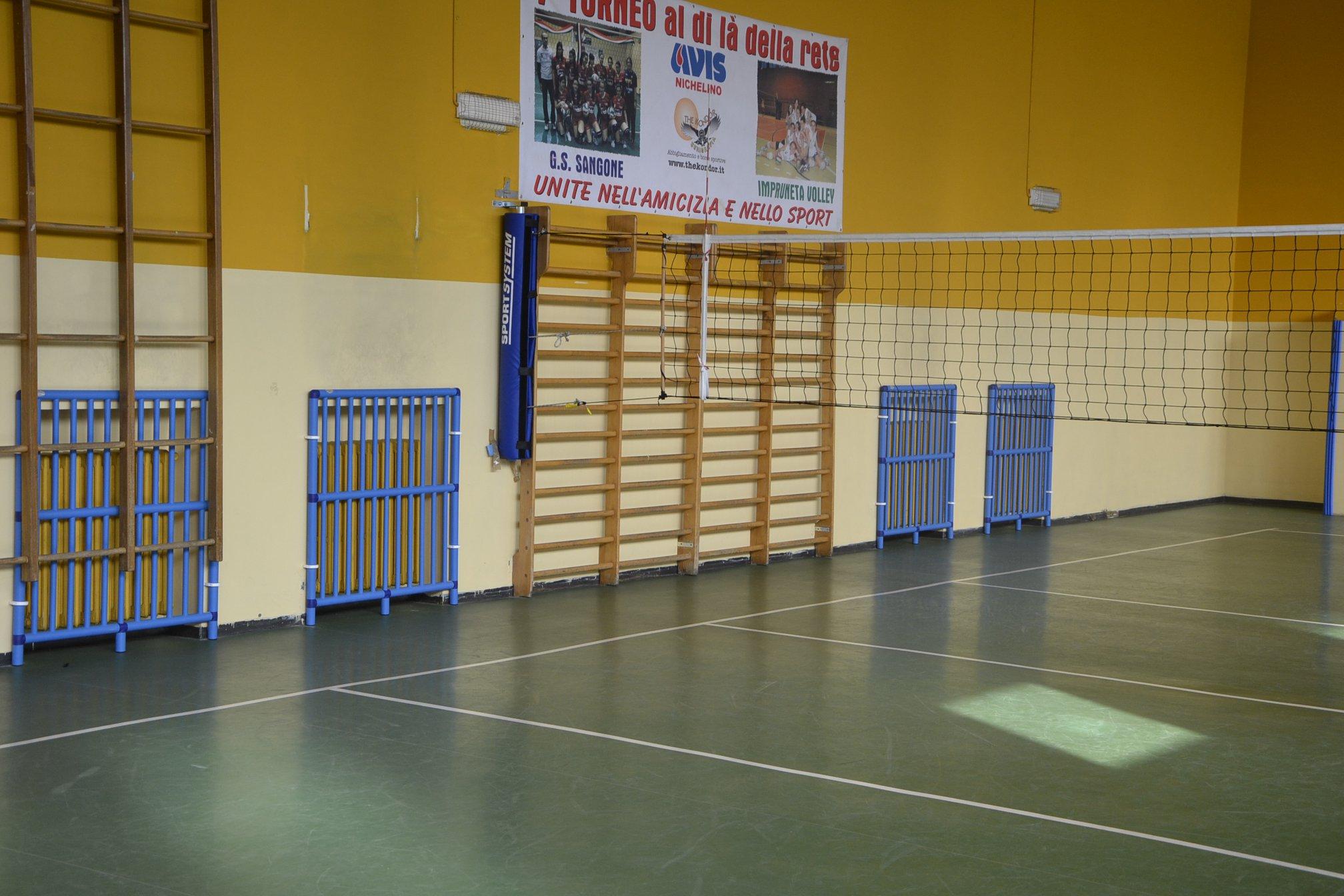 Nichelino: palestre delle scuole più sicure