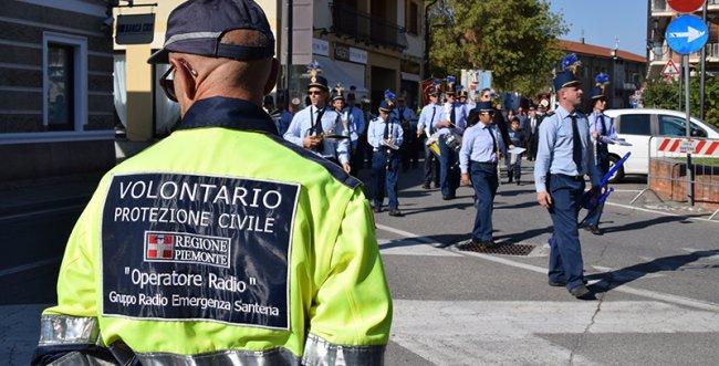 SANTENA – Arrivano i soldi per la protezione civile