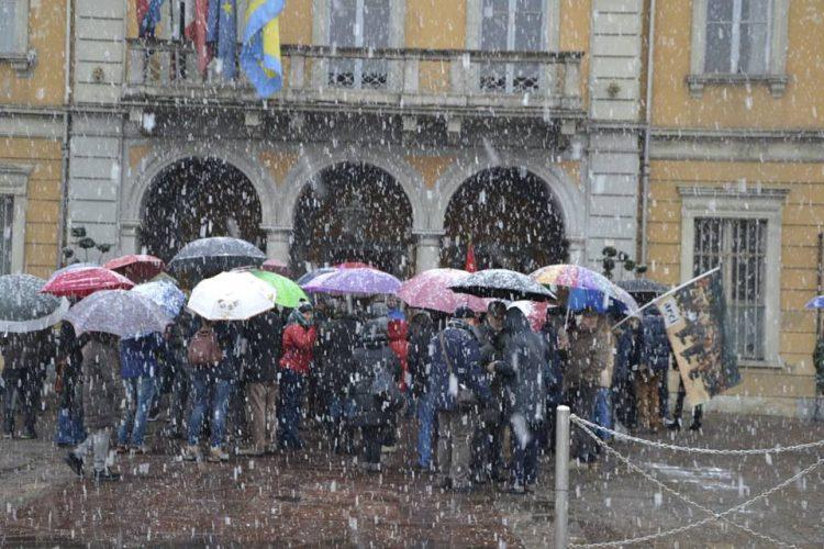 NICHELINO – Successo per l'iniziativa: L'italia che resiste