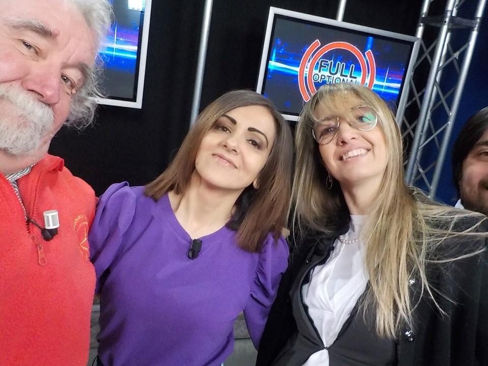 Si parla di motori in TV con il carmagnolese Tommaso Valinotti