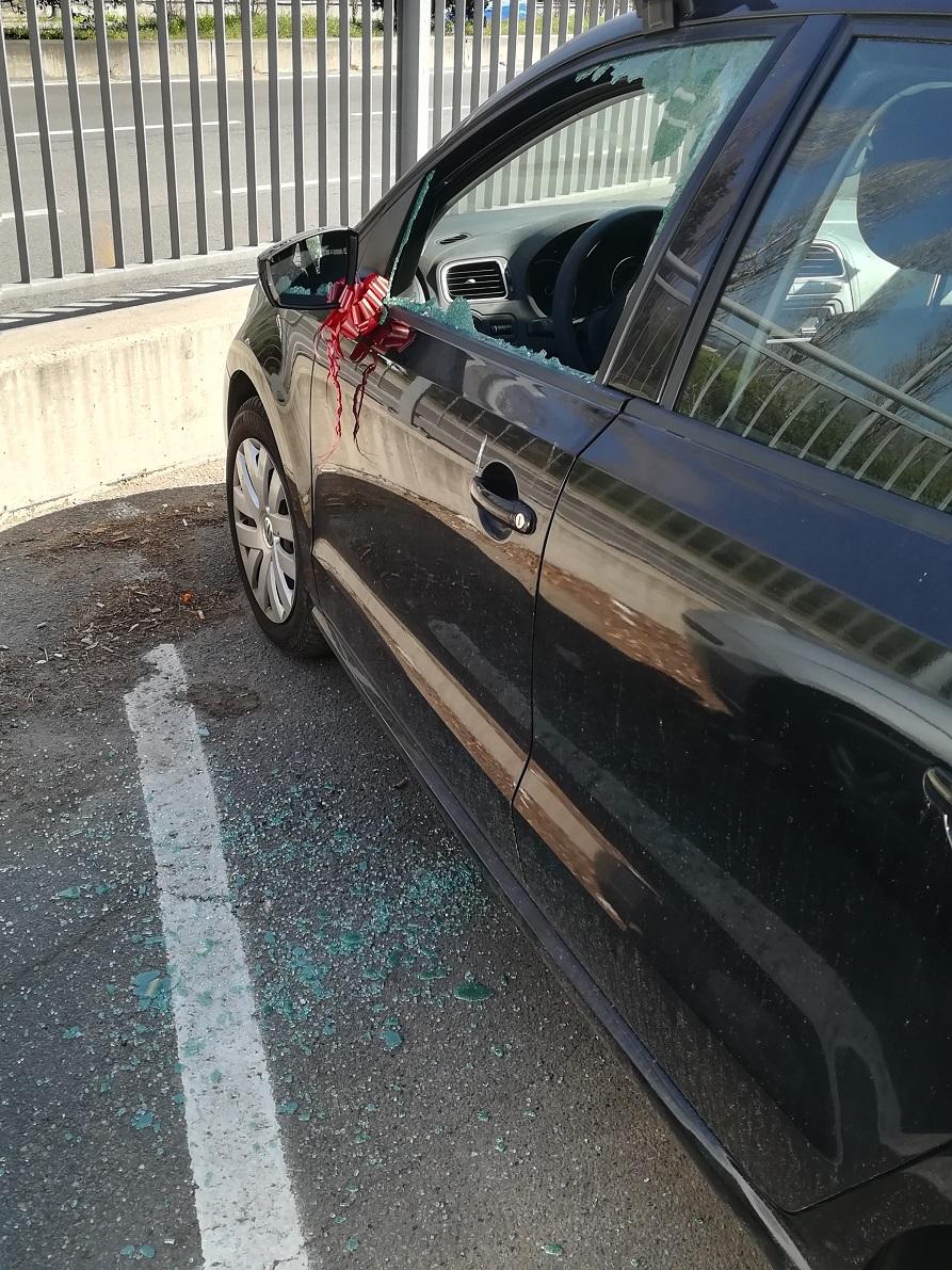 MONCALIERI – Ancora auto nel mirino dei vandali a Borgo San Pietro