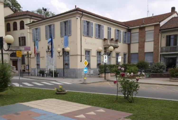 SANTENA – Lavori alla scuola Cavour