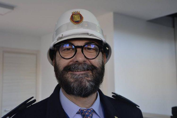 NICHELINO – L'ultimo saluto al vigile mancato il 17 marzo