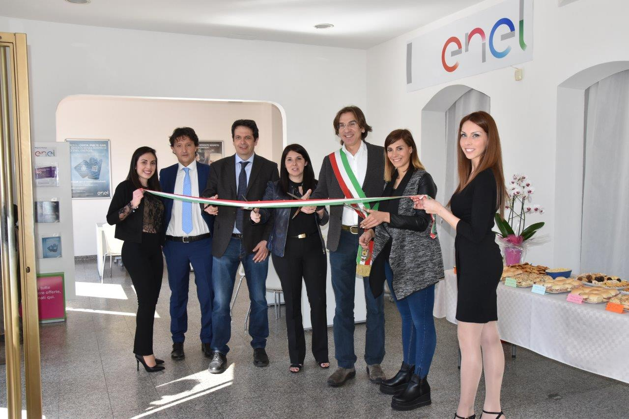 NICHELINO – Nuovo negozio Enel in città
