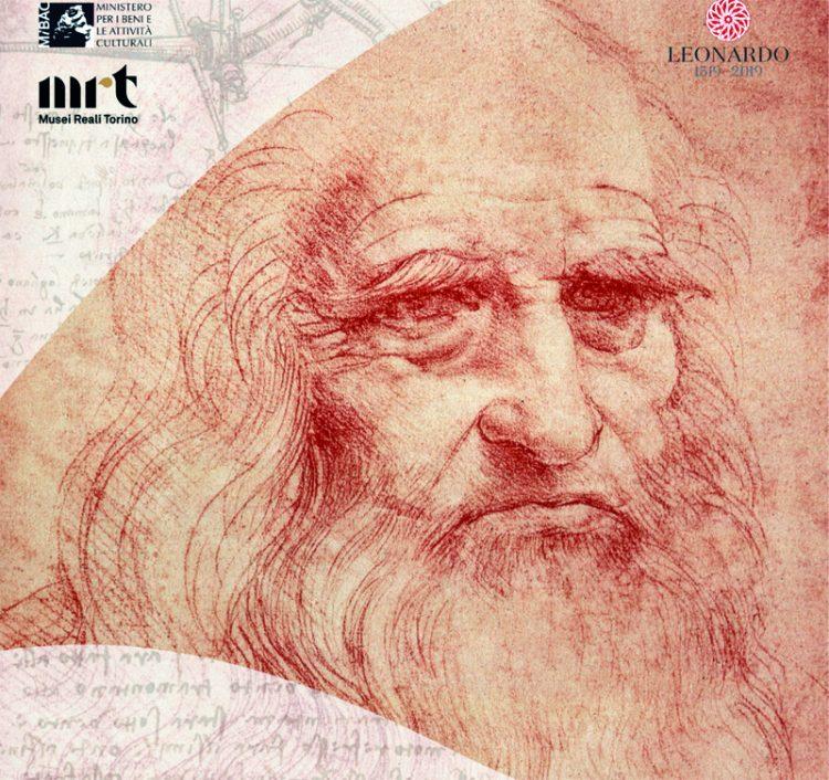 Annullo filatelico per Leonardo Da Vinci