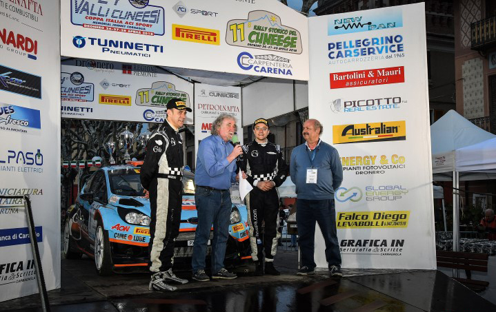 "RALLY – La Sport Rally Team fa 110 al ""Valli"""