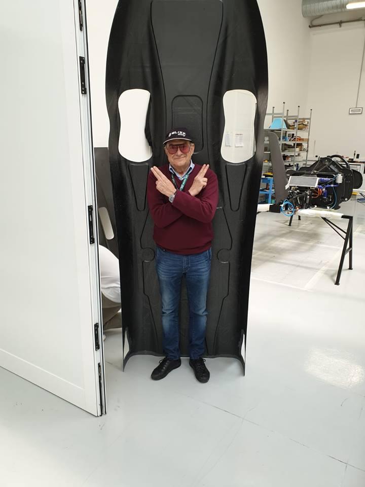 MOTORI – Il driver Gianmaria Aghem ritenta la strada dei record con le vetture elettriche