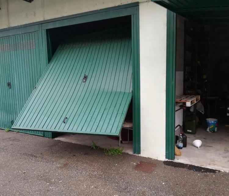 CANDIOLO – Furto all'interno del capannone della protezione civile