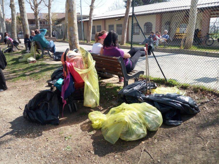 CAMBIANO – Successo per l'edizione della giornata ecologica