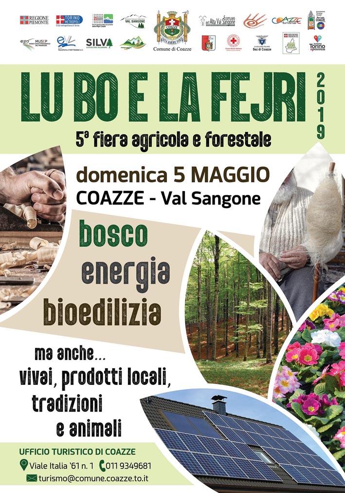 """A Coazze c'è """"Lu bo e la fejri"""", natura e foresta sotto i riflettori"""