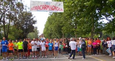 """Domenica di corre la """"Stracarmagnola"""""""
