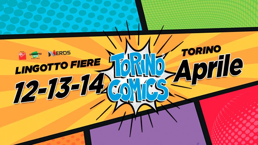 Torino Comics compie 25 anni. Li festeggia dal 12 al 14 aprile a Lingotto Fiere