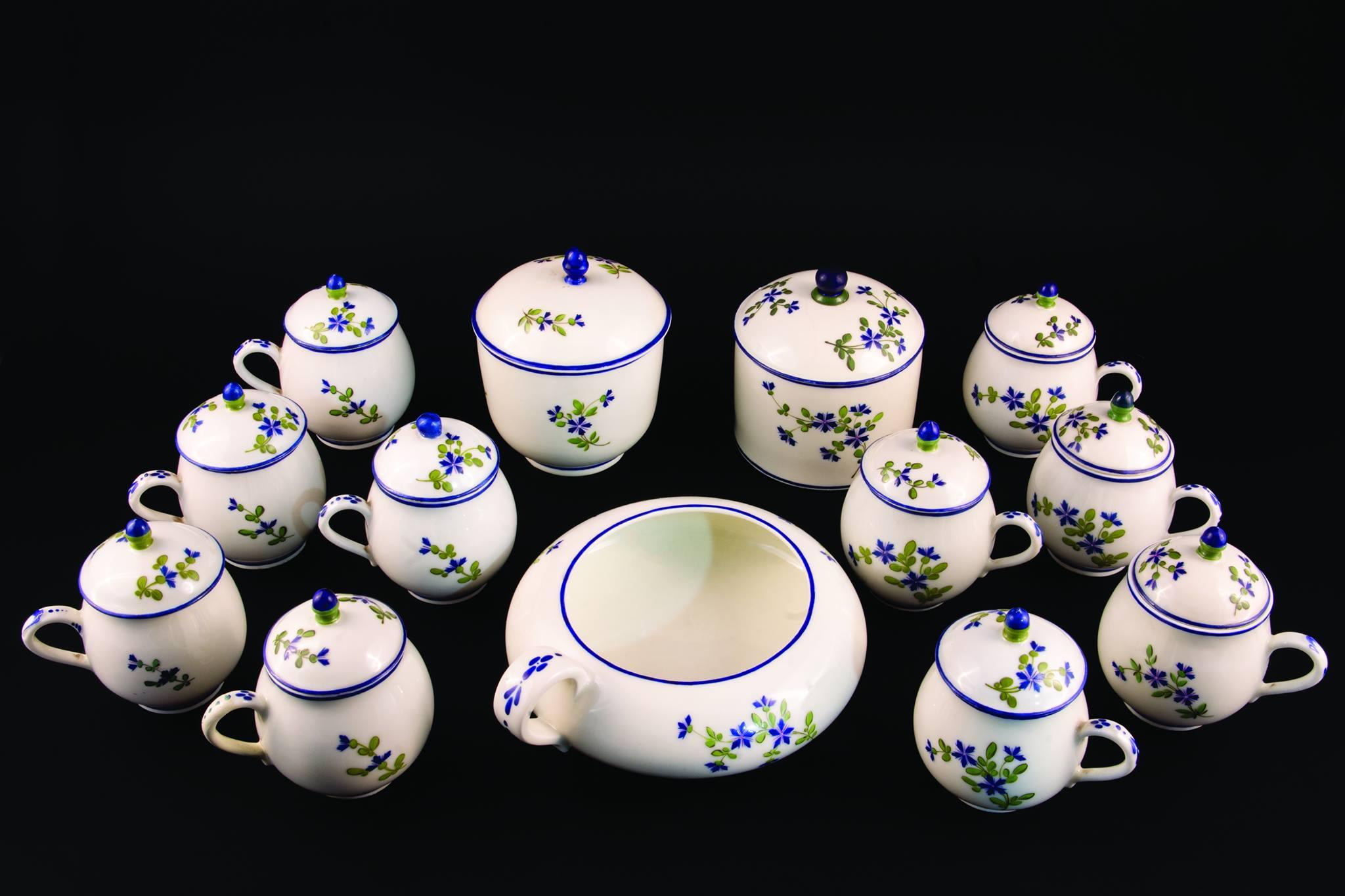 """Vinovo: ultimi giorni per visitare la mostra sulle porcellane """"Oro Bianco"""""""